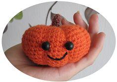 Ravelry: Amigurumi Pumpkin pattern by Eden Dintsikos