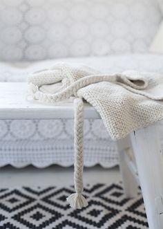 shawl | knit | alpac