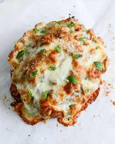 White Pizza Pull Apart Bread. (aka, an embarrassingly easy summer snack.)