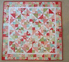 A Schnibbles quilt