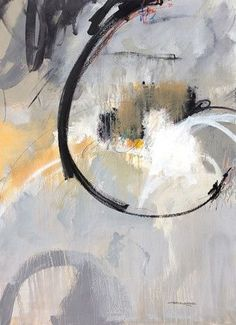 """Parisian Evening"", 48 x 36"", mm/c"