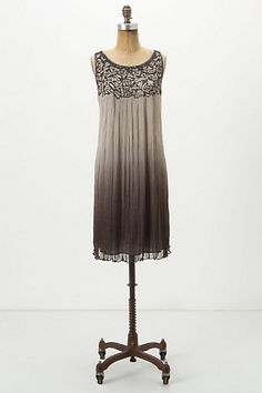 Ethereally Ombre Dress #anthropologie