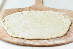 Pizza Dough - Food Processor Method | a Couple Cooks