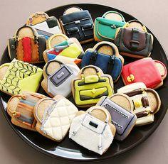 cookie handbags- can use my coffee mug cutter