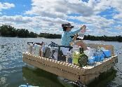 The land of 10,000 lakes now has a floating library | Star Tribune