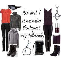 """""""Clint Barton/Hawkeye"""" by favourite-fictional-fashions on Polyvore"""