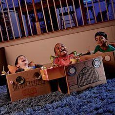 kids drive in movie night
