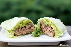 Paleo Southwest Guac burgers are a great way to fire up the grill and a great excuse to eat guacamole! #Paleo