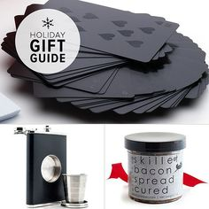 100 Affordable Christmas Gifts For Men from @POPSUGAR - loads of great gifts from @Gent Supply Co. !