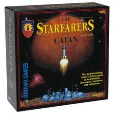 Starfarers of Catan...love this game