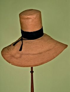 Tasha Tudor's garden hat that was sold in an auction, 2007