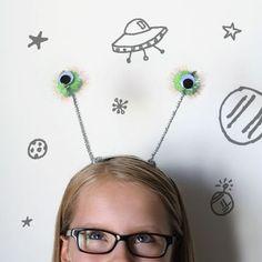 Alien headbands