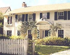 Love the house in Father of the Bride!!