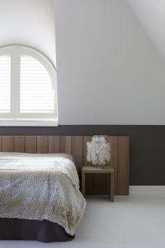 Bedroom by Dutch interior architect Remy Meijers.