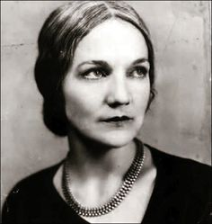 Katherine Anne Porter // Author of The Yellow Wallpaper