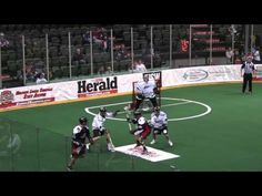 Stealth vs. Rush Highlights 1/20/13