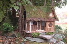 Fairy Houses and Fairy Gardens: Earth-Friendly Architecture! - Mothering Community