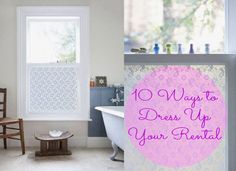 10 Temporary Ways to Dress Up a Rental Like You Own It