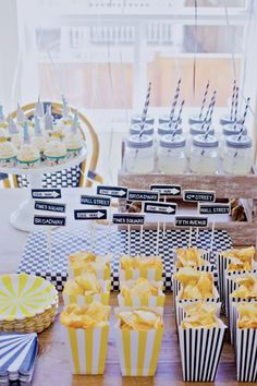 Liam's 1st NYC Bistro Birthday Party — The Doctor's Closet bistro birthday, doctor closet, baby boy birthday, parties kids, boy birthday parties, themed parties