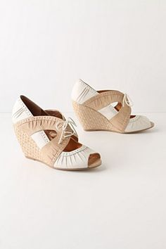 Must have shoes from Anthropologie