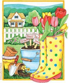 It's Springtime by Gooseberry Patch.
