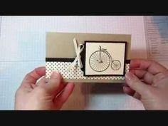 Hidden Slider Card Tutorial - YouTube
