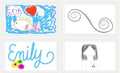 Doodle.ly -- All you do is doodle on this fun website and wow, our kids are obsessed.