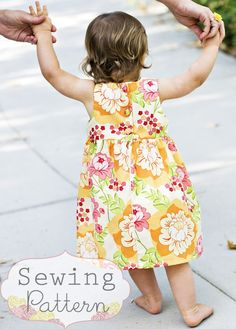 Kylie Dress sewing pattern $6
