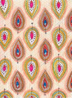 indian pattern recor