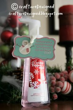 holiday, teacher gifts, craft, gift ideas, diy gift