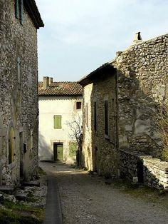 French Farmhouses, Eygalieres (Provence)