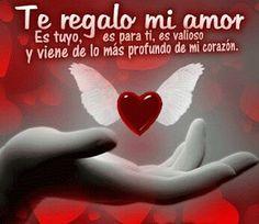El amor es un regalo de DIOS