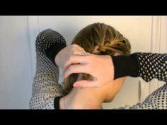 Tutoriel Coiffure Tressée cheveux courts
