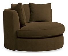 Eos Swivel Chair - Chairs - Living - Room & Board