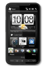 HTC HD2 - the only WM6.5 device with capacitive screen