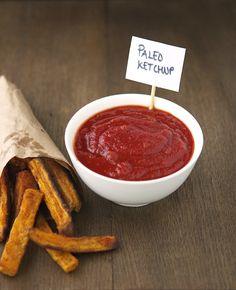 GF - Homemade (Paleo) Ketchup