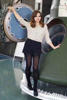 Clara Oswald cosplay