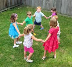 Summer Songs That Sing and Move by Miss Carole from Macaroni Soup at PreK + K Sharing