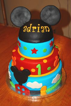 Love the top of this cake