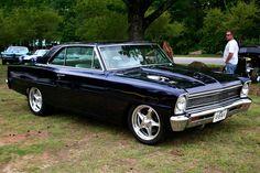 1966 Chevy Nova by osubuckialum, via Flickr