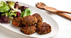 Quinoa and Vegetable Burgers