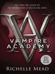Adapted from Richelle Mead's best-selling series about the hidden boarding school for mortal, peaceful vampires and their half-human, half-vampire guardians. vampires, book worth, adult book, academi seri, vampire academy, read, vampir academi, 2014 ebook, academi vampir