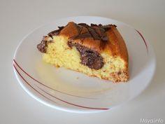 Torta cocco e nutella, scopri la ricetta: http://www.misya.info/2011/06/20/torta-cocco-e-nutella.htm