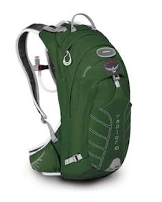 Sarah's Top 3 Faves for Cycling. #adventurecycling #osprey #backpack