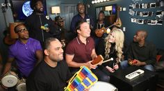 Meghan Trainor, Jimmy Fallon and The Roots rock 'All About That Bass'