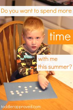 Toddler Approved!: BabbaBox: A cool learning tool for kids! How else do you connect and create in simple ways with your kids during the summer?