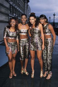 90s childhood   Destinys Child Masters The 90s Girl Group Look...And How To Get It ...