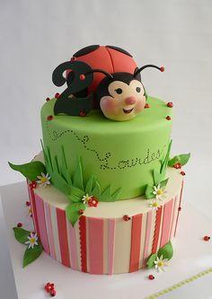 lady bug...rosebudcakes