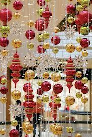Christmas Ceiling Decor On Pinterest