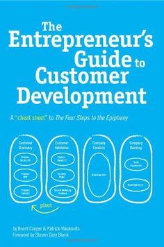 The Entrepreneur's Guide to Customer Development  Brant Cooper  4 stars